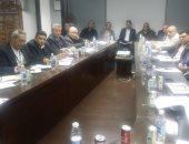 مصر للطيران للخدمات الأرضية: تركيب أجهزة تحذير سمعى ومرئى لوحدات الإدارة الكهربائية