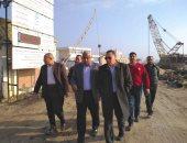 صور.. محافظ الشرقية: تنفيذ 6 مشروعات للصرف بأبو كبير بـ 700 مليون جنيه
