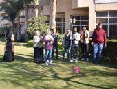 جامعة سوهاج تشارك فى معسكر جيل المساواة لوحدات مناهضة العنف ضد المرأة بالغردقة