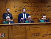 المشدد 15 سنة لـ14 متهما فى أحداث شغب السفارة الأمريكية