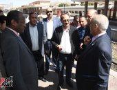 """وفد """"نقل البرلمان"""" فى أسوان يدعو لاستراتيجية شاملة للربط بين مصر وأفريقيا"""