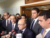 وزير العدل: أعد بالقضاء على مشكلات الشهر العقاري.. ونظام جديد للحوافز