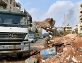 وفاة شخصين وإصابة 8 جراء تدهور حافلة نقل ركاب على طريق دمشق