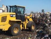 """استجابة لـ""""سيبها علينا"""".. رفع أطنان القمامة بجوار مقلب ديرب نجم بالشرقية (صور)"""