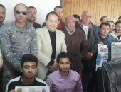 """تحت شعار """"احمِ نفسك""""..  صحة شمال سيناء تنظم مبادرة للحد من انتشار العدوى"""