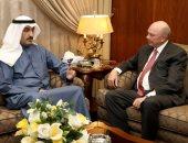 رئيس مجلس الاعيان الأردنى يلتقى مدير منظمة العمل العربية