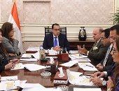 رئيس الوزراء يتابع مقترحات هيكلة الجهاز الإدارى للدولة والتقسيم التنظيمى