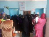 صحة الوادى الجديد: فحص 4496 سيدة فى مبادرة صحة المرأة