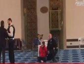 """شاهد.. الصور الأولى لمنفذ هجوم الطعن فى مسجد """"ريجنت بارك"""" بلندن"""