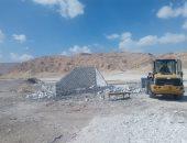 محافظ قنا يعلن استعادة 42 ألف متر مربع من أراضى أملاك الدولة بمدينة قنا