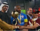 سعد محمد ناشئ الزمالك يتعرض لوعكة صحية فى الإمارات بعد احتفالات السوبر