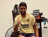 تقارير: سواريز يعود إلى برشلونة فى نصف نهائى دوري أبطال أوروبا