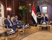 وزير الداخلية: تطوير أوجه التعاون مع أجهزة الشرطة بالدول العربية الشقيقة