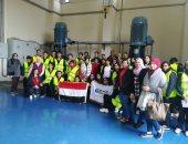 """""""تعليم القاهرة"""" تنظم زيارات للمشروعات القومية لتنمية روح الانتماء للطلبة"""