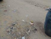 أهالى شارع فوزى سليمان بالهرم يشكون من عدم إعادة رصف الشارع بعد حفره