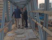 محافظة القاهرة: إنشاء كوبرى مشاة بجوزيف تيتو بالنزهة و5 أخرى بمصر الجديدة