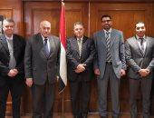 """وزير قطاع الأعمال يشهد توقيع عقد استشارى لتطوير الموارد البشرية بـ""""الغزل والنسيج"""""""