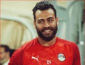 محمد أبو جبل: اللعب مع عبد الشافى شرف كبير وأتمنى يرجعلنا بسرعة