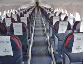 مطار القاهرة يستقبل الطائرة التاسعة لمصر للطيران طراز إيرباص A220-300 ..صور