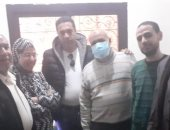 محافظ كفر الشيخ يتابع حالة عائدة من الصين.. والصحة تؤكد سلامتها من كورونا