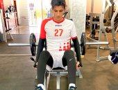 محمد سليم لاعب حرس الحدود يقترب من المشاركة في المباريات