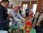 """كاتدرائية سان باسيل والمشغولات اليدوية فعاليات بـ""""ثقافة الإسكندرية"""".. صور"""