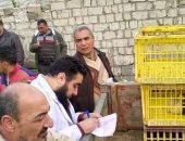 سكرتير محافظة البحيرة: استشارات بيطرية مجانية لـ20 بطة المقدمة كقروض للشباب