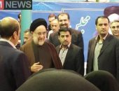 """إعلام إيران ينشر لأول مرة صورا لـ""""خاتمى"""" أثناء التصويت بالانتخابات التشريعية"""