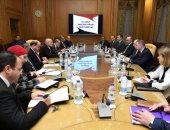 العصار يلتقى وفود شركات بيلاروسية لبحث التعاون فى مشروعات جديدة.. فيديو