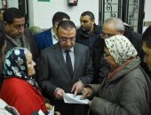 محافظ الإسكندرية: زيارات مفاجئة على المستشفيات للتأكد من جودة الخدمة