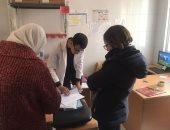 نائب محافظ الاسكندرية توجه بإنتداب 4 أطباء لوحدة صحة الاسرة بالمتراس