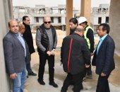 وزير الإسكان: نسبة تنفيذ حى جاردن سيتى بالعاصمة الإدارية الجديدة وصلت 48%