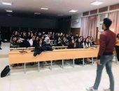 """صور.. اتحاد طلبة تونس يستأنف فعاليات """"فضح التنظيم السرى للإخوان"""""""
