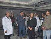 محافظ الدقهلية يكلف وكيل وزارة الصحة بعرض تقرير مفصل باحتياجات المستشفى العام القديم
