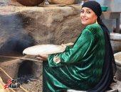 """صور جديدة من مسلسل """"بنت القبايل"""" لمحمد رياض وفاطمة محمد على وياسمين على"""