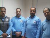 مثال للأمانة.. 4 مُسعفين يعيدون 370 ألف جنيه للشرطة فى كفر الشيخ