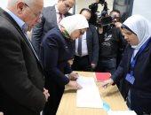 وزيرة الصحة: إجراء 17 ألف عملية جراحية بمستشفيات التأمين الشامل ببورسعيد