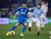 سبال ضد يوفنتوس.. رونالدو يسجل في مباراة الألفية ويعادل رقم باتيستوتا