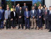 """جامعة مصر للعلوم والتكنولوجيا تستقبل وفدا بريطانيا لتفعيل فرع """"لندن سكول للتجارة"""""""