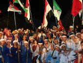 وزيرة الثقافة من أبو سمبل: القوى الناعمة تلعب دوراً مهما فى الترويج لـمصر