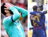 سيدات برشلونة أفضل من ميسي ورفاقه بالموسم الحالى