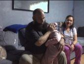 فيديو.. أمريكى من أصل ليبى يخصص حياته لرعاية الأطفال ذوى العاهات