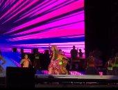 """شاكيرا تتألق فى عرضها بكرنفال """"دى بارانكويلا 2020"""".. فيديو"""