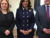 قنصل مصر بشيكاغو: جمعية للأطباء أبرز نتائج زيارة وزيرة الهجرة للجالية المصرية