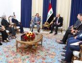 وزير الدفاع العراقى والسفير الأمريكى يبحثان التعاون المشترك للقضاء على داعش