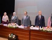"""رئيس جامعة طنطا يفتتح مؤتمر """"المساواة فى الصحة والرعاية التمريضية"""" بكلية التمريض"""