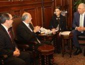 وزير الزراعة  : مصر  الأول عالميا  في انتاج زيتون المائدة  والبرتقال