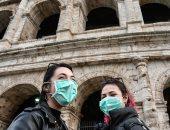 ارتفاع عدد حالات الإصابة بفيروس كورونا فى إيطاليا إلى 155 شخصا