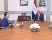 مصطفى مدبولى يهنئ الرئيس السيسي بذكرى ثورة 30 يونيو