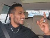"""محمد رمضان ضيفا على برنامج """"كاربول كاريوكى"""" الليلة بقناة SBC السعودية"""